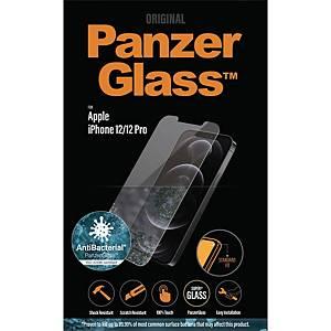 Beskyttelsesglas Panzerglass Apple iPhone 12/12 Pro, klar
