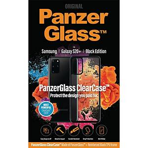 Beskyttelsesglas Panzerglass Samsung Galaxy S20+ med Clearcase