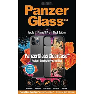 Beskyttelsesglas Panzerglass Apple iPhone 11 Pro med Clearcase
