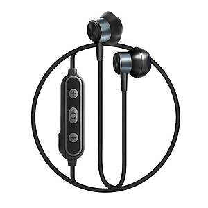 CLIPTEC BBE105 AIR-RHYTHM MAGNETIC STEREO WIRELESS BLUETOOTH 5.0 EARPHONE