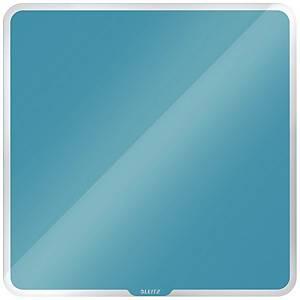 Lavagne magnetiche in vetro Leitz Cosy 45 x 45 cm blu