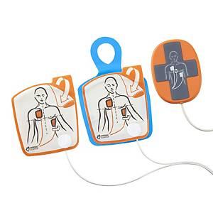 Elektrode Zoll Powerheart, für Defi.Powerheart G5, für Erwachsene, CPR Feedback