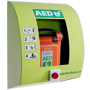 Outdoor Defibrillator Wandkasten Procase, Beleuchtung, akust./optischer Alarm