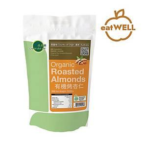 Green Dot Dot Organic Roasted Almonds 150g