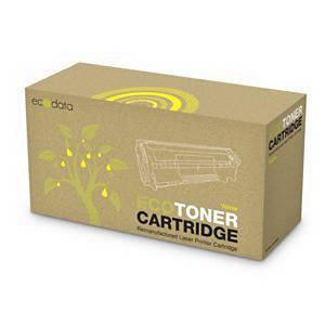 Ecodata kompatibler Lasertoner HP 124A (Q6002A), gelb