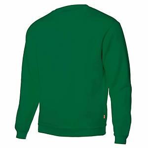 VELILLA MK620 SWETSHIRT UNISEX GREEN L