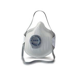 Moldex Classic NR D 2405 FFP2 masker met ventiel, per 20 maskers