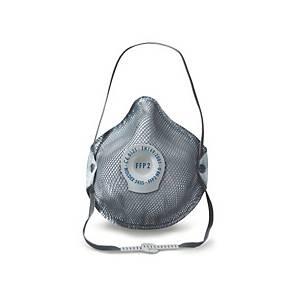 Masque Moldex Smart NR D 2435 FFP2 avec valve, les 10 masques