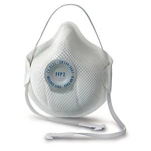 Masque Moldex Smart NR D 2485 FFP2 avec valve, les 20 masques