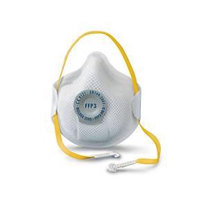 Masque Moldex Smart NR D 2505 FFP3 avec valve, les 10 masques
