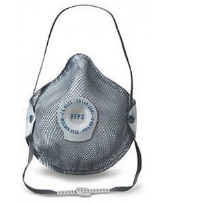 Masque Moldex Smart NR D 2535 FFP3 avec valve, les 10 masques