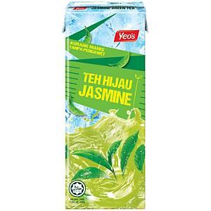 Yeo s Jasmine Green Tea 250ML - Pack of 6