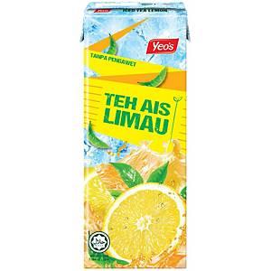 Yeo s Iced Lemon Tea 250ML - Pack of 6