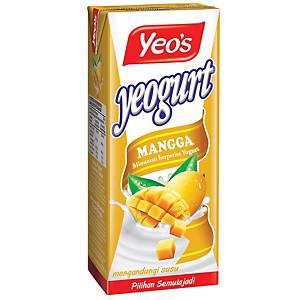 Yeos Yeogurt Mango 250ML - Pack of 6