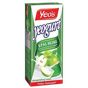 Yeos Yeogurt Green Apple 250ML - Pack of 6