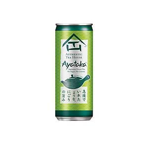Authentic Tea House Ayataka Green Tea 300ml - Pack of 12
