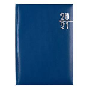Agenda Boost Paros - día página - 17 x 24 cm - azul