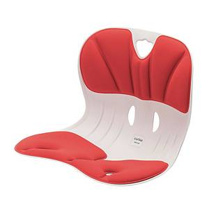 CURBLE WIDER BACK SUPPORT RED
