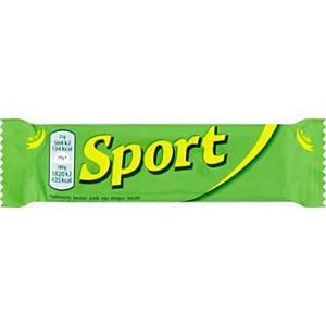 Sport csokoládé szelet maxi, 31 g