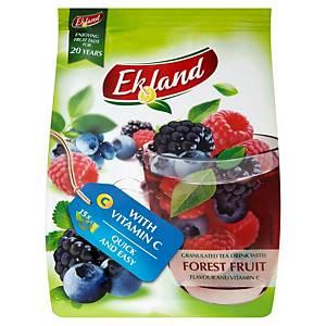 Ekland Instant tea erdei gyümölcs, 300 g