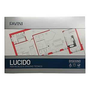 Lucido A3 Tracing Paper 75gsm - Pack of 10