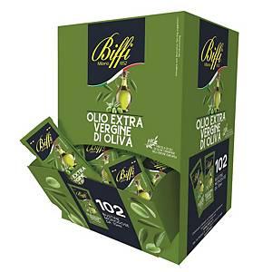 Olio extrevergine d oliva Gaia in bustina monodose 10 ml - conf. 102