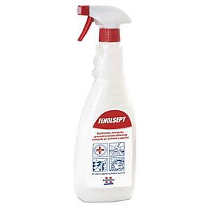 Detergente disinfettante Amuchina Professional Fenolsept 750 ml