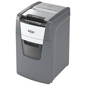 Rexel Optimum AutoFeed+ 150M Automatic Micro Cut Paper Shredder