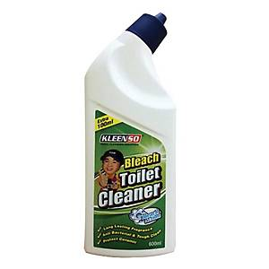 Kleenso Bleach Toilet Cleaner 600ml
