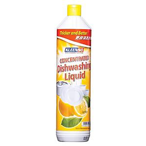 Kleenso Dishwashing Liquid Lemon - 900ml