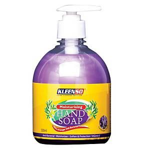 Kleenso Moisturising Hand Soap Lavender - 500ml
