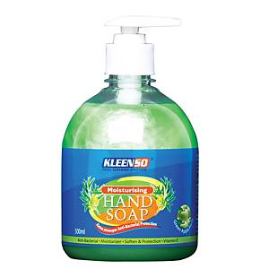 Kleenso Moisturising Hand Soap Apple - 500ml