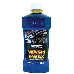 Kleenso Wash and Wax - 1L