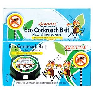 Pesso Eco Cockroach Bait - Pack of 2