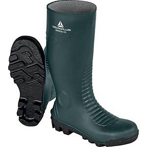 DELTAPLUS BRONZE2 S5 SAFETY BOOTS GREEN SIZE 42 (UK 8)