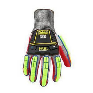 Gants anti-coupures Ringers R065, revêtement nitrile, taille 11, les 12 paires