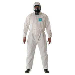 ALPHATEC 2000 STANDARD COVERALL WH 4XL