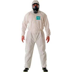 ALPHATEC 2000 COMFORT COVERALL 6XL WH