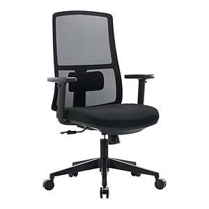 Krzesło NOWY STYL Tela, czarne