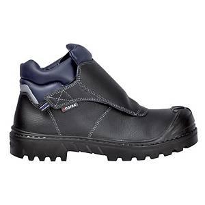 Chaussures de soudure Cofra Welder, type S3, noires, pointure 41, la paire