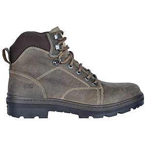 Chaussures de sécurité montantes Cofra Land Bis S3 - marron - pointure 43