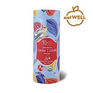 Touch Organic 有機荔枝紅茶三角茶包 - 20包裝