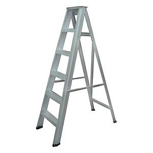 Worker Single Sided 4 Step DIY Ladder