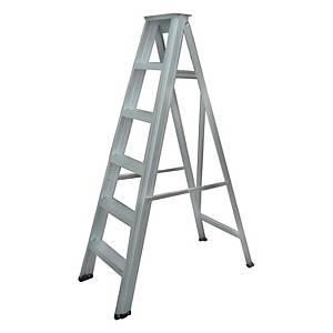 Worker Single Sided 5 Step DIY Ladder