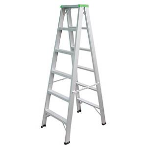 Worker Double Sided 6 Step DIY Ladder