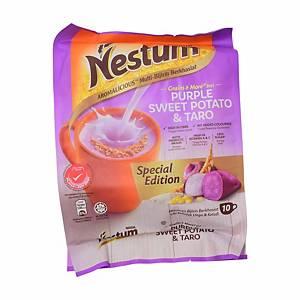 Nestum Purple Potato & Taro Instant Drink 27G - Pack of 10