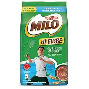 Nestle Milo ActivGo+Fibre Soft Pack 900g