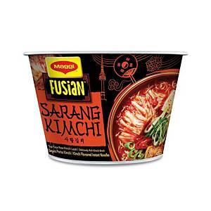 Maggi Fusian Sarang Kimchi Bowl 115g