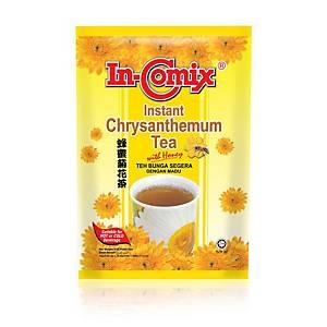 In-Comix Instant Chrysanthemum Tea 18G - Pack of 18