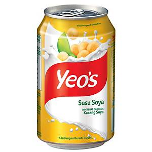 Yeos Soya Bean Milk 300ml - Box of 24